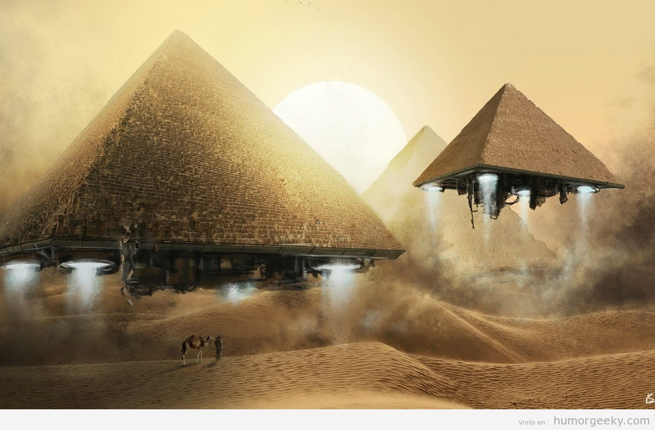 El misterio de la construccin de las pirmides de Egiptoresuelto
