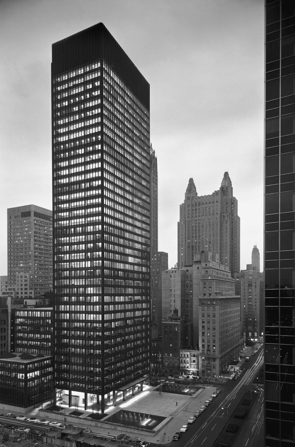 Seagram Building