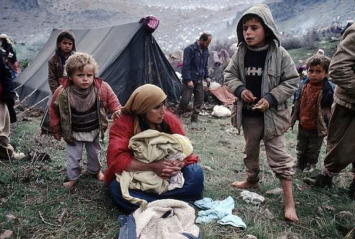 derecho internacional humanitario irak: